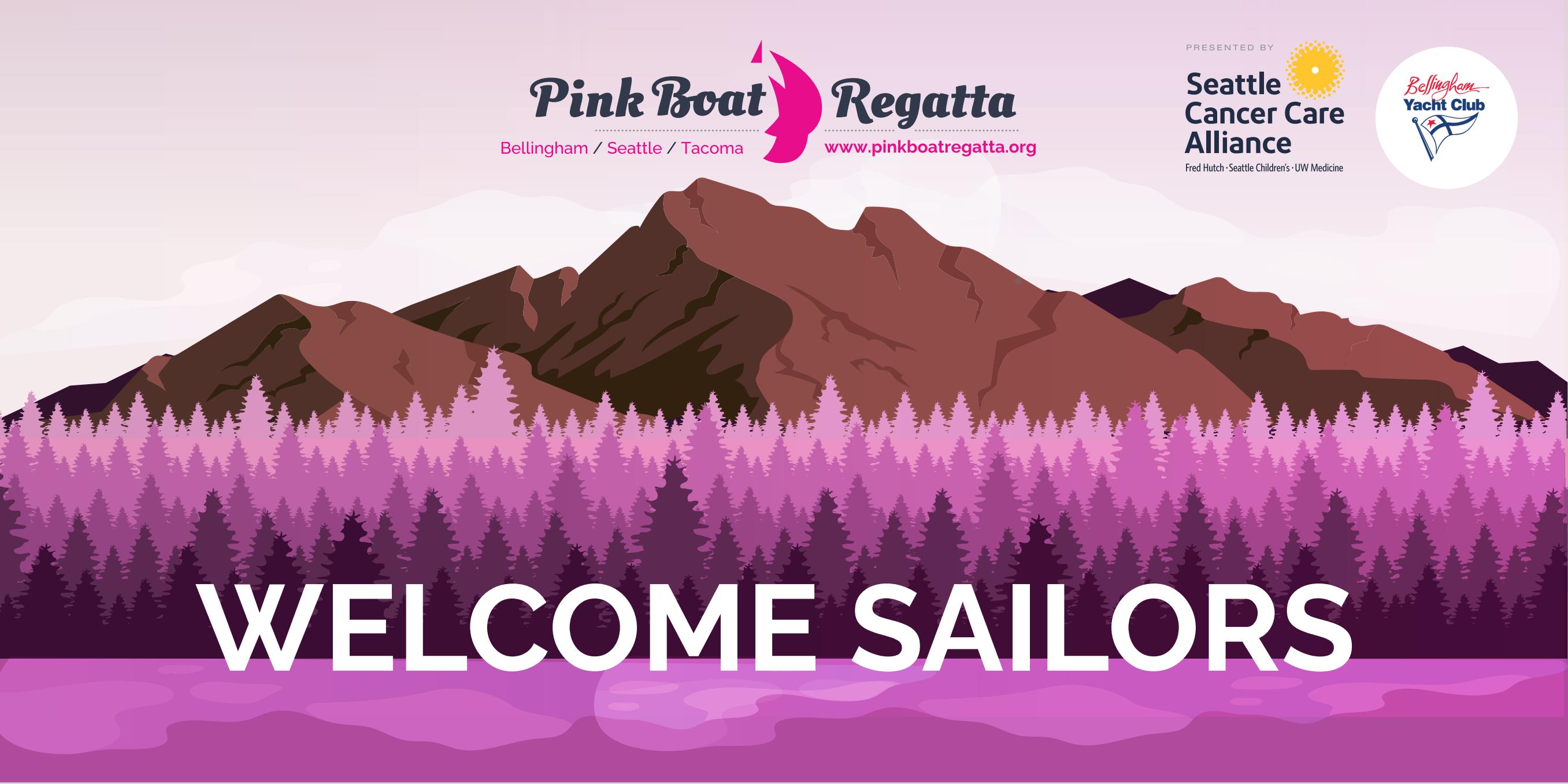 2021 Pink Boat Regatta